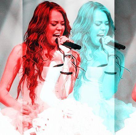 3D Miley <3