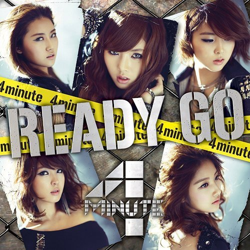 "4Minute ""Ready Go"""