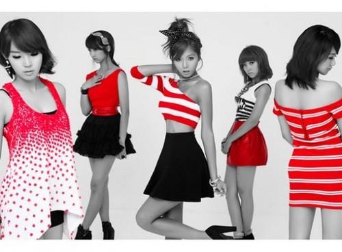 """4Minute """"Ready Go"""" Jackets"""
