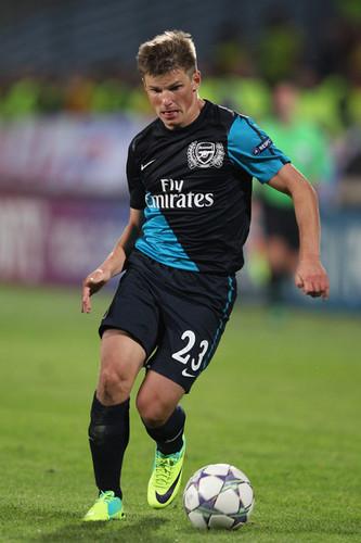A. Arshavin (Marseille - Arsenal)