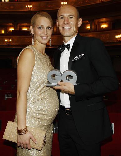 A. Robben (GQ Man año Award 2011)