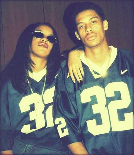 Aaliyah & Rashad :)