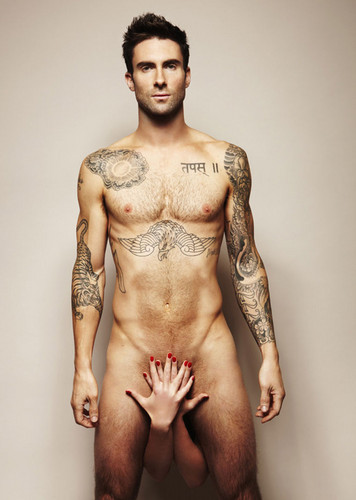 Adam Levine Naked - adam-levine Photo