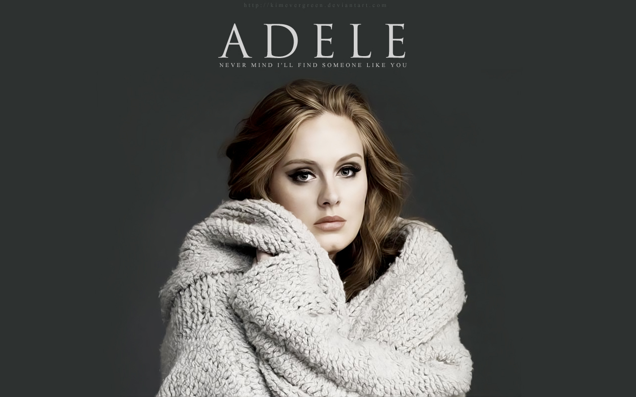Adele - Adele Wallpaper (26396142) - Fanpop