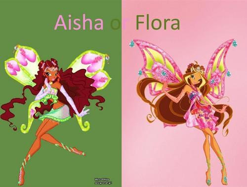 Aisha Flora