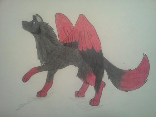 Akita (Demon Form)