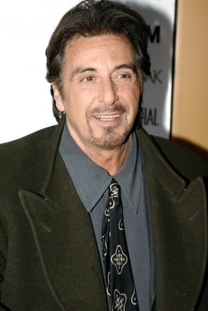 Al Pacino - Merchant of Venice Premiere