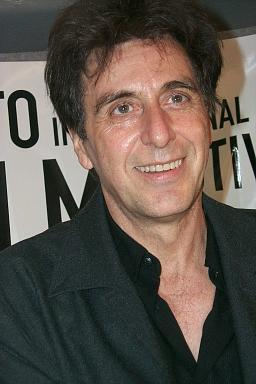 Al Pacino at the Chinese Coffee press conference