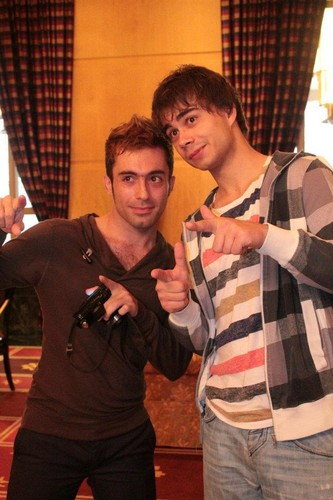 Alex meeting his Malaysian fans, 15/10/2011 :)'