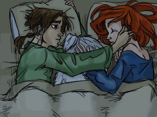 Ariel and Jimmy