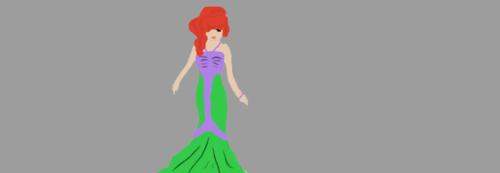 Ariels Prom Dress