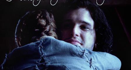 Arya Stark and Jon Snow