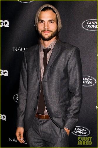 Ashton Kutcher: GQ's Gentlemen's Ball 2011!