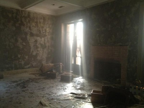 "BTS 10 episode ""WItch House"" 3 season TVD"