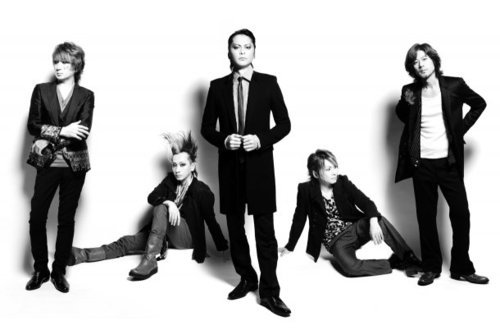 Japanese Bands wallpaper with a business suit and a well dressed person called BUCK-TICK