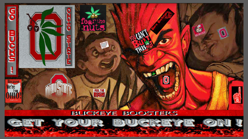 pallacanestro, basket wallpaper containing Anime entitled BUCKEYE BOOSTERS