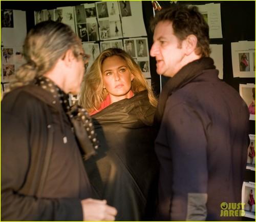 Bar Refaeli: 'Especially Escada' Behind the Scenes Pics!