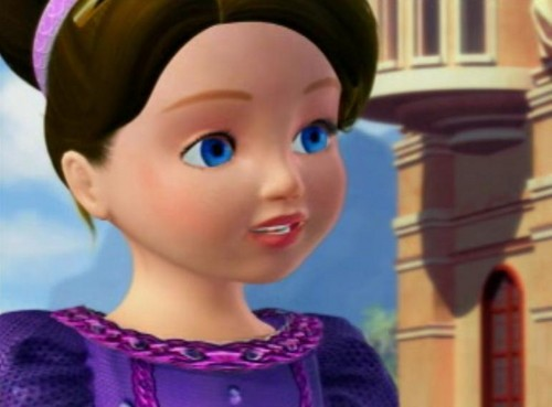 বার্বি as the Island Princess