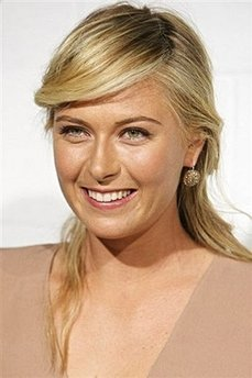 Maria Sharapova karatasi la kupamba ukuta containing a portrait and attractiveness titled Beauty