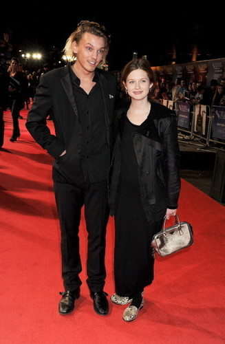 Bonnie attends Anonymus Premiere [55th BFI London Film Festival]