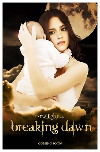 Breaking Dawn The Movie wallpaper possibly with a neonate entitled Breaking Dawn