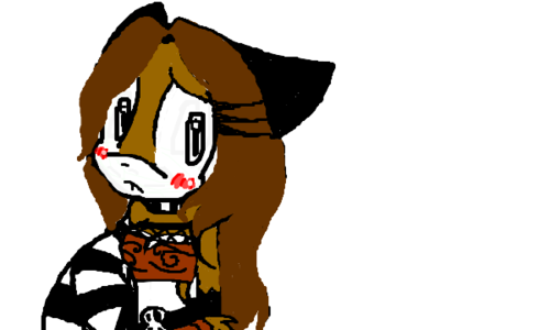 Brianna the fox, mbweha :3