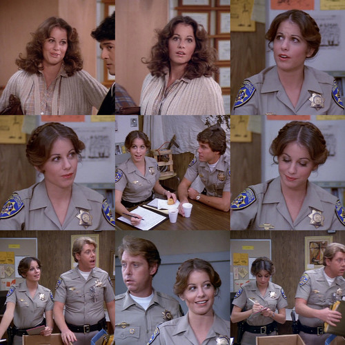 Brianne Leary as Sindy in CHiPs Down Time
