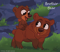 Brither bear, Koda and Kinai CHIBI - walt-disney-characters fan art