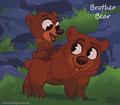 Brither bear, Koda and Kinai CHIBI