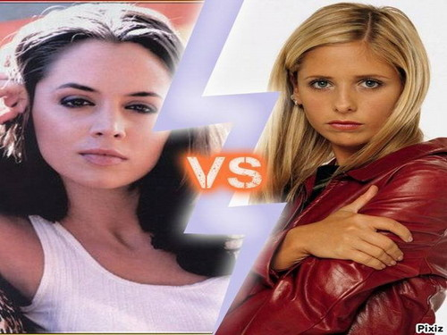 Buffy vs Faith