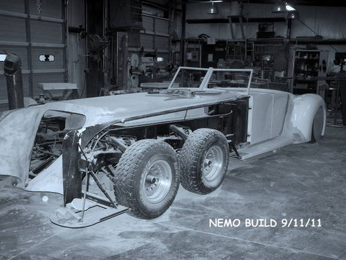 Building The Nemo-mobile