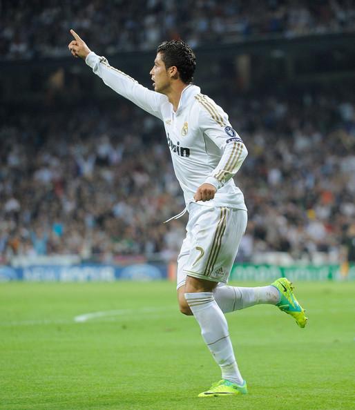 C. Ronaldo (Real Madrid - Olympic Lyon)