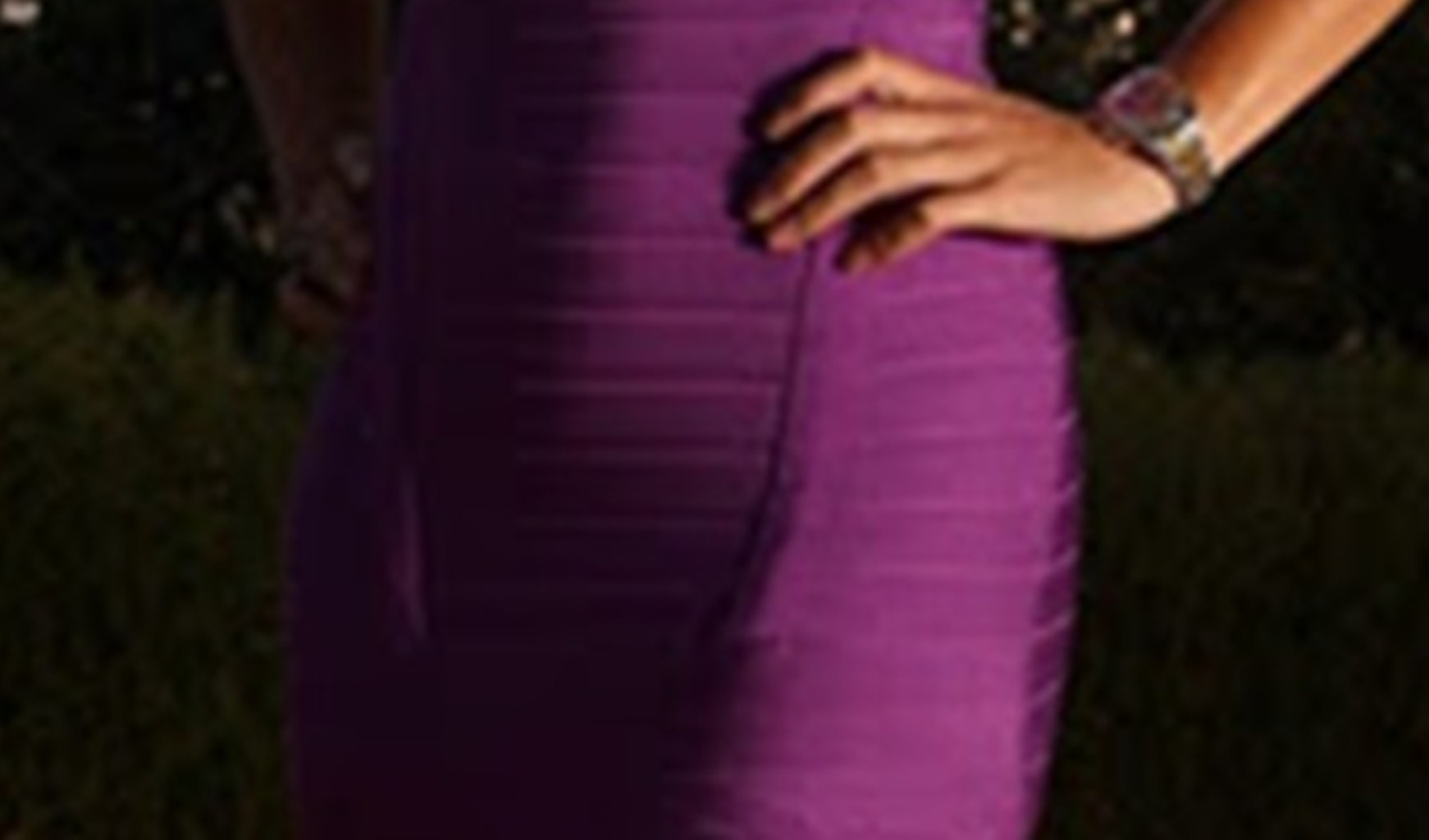 Caroline Wozniacki pregnant look..
