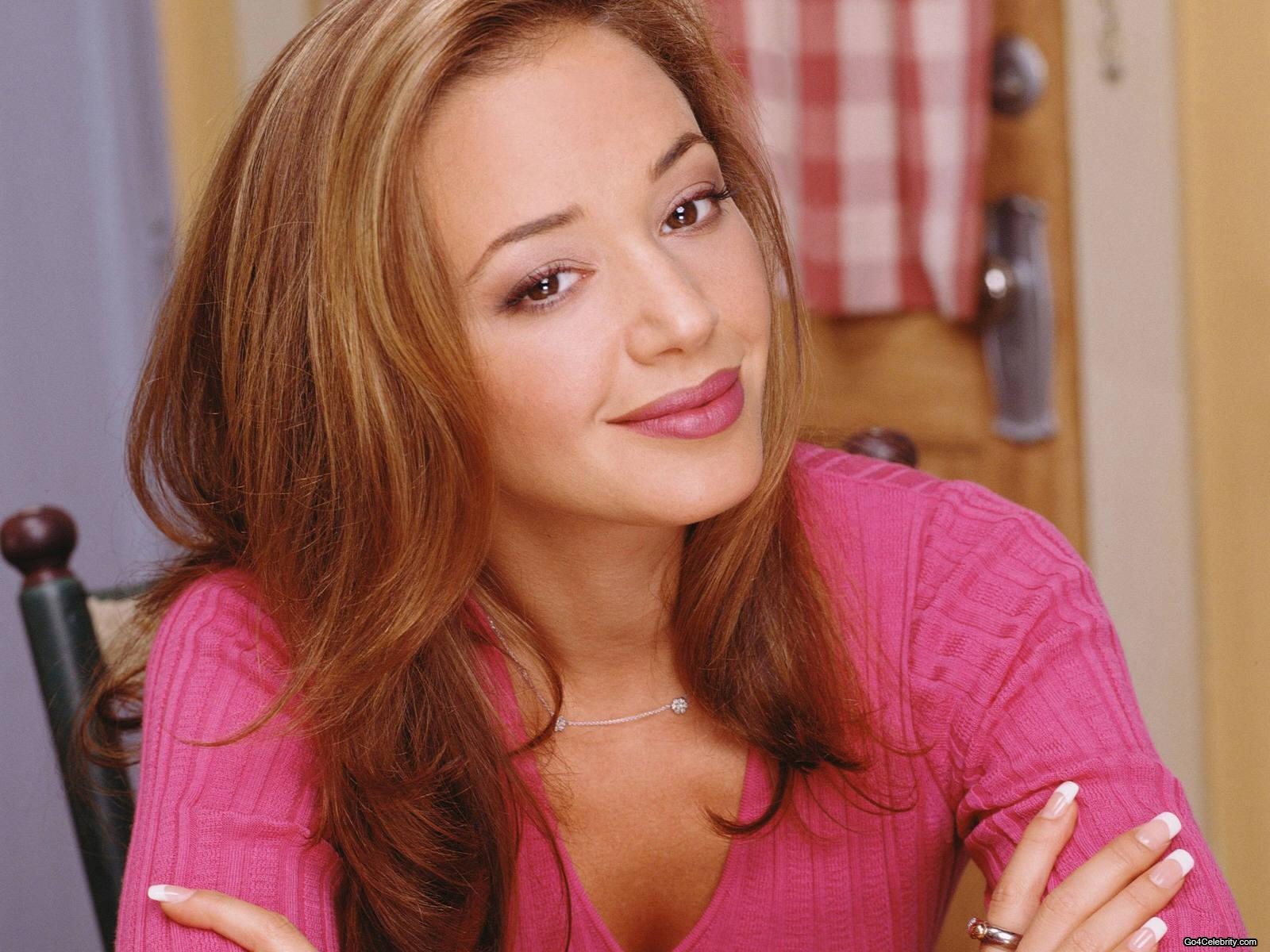 Seems Chick from king of queens not