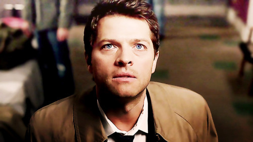 Castiel वॉलपेपर possibly containing a well dressed person, a business suit, and a portrait titled Castiel