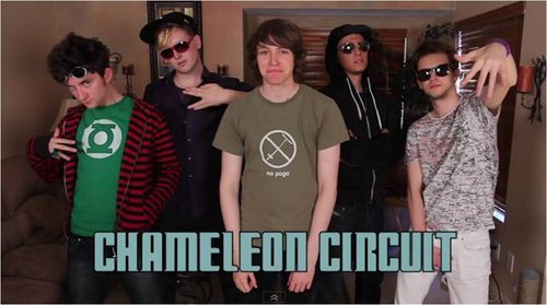 Chameleon Circuit/Alex Day/Charlie McDonnell
