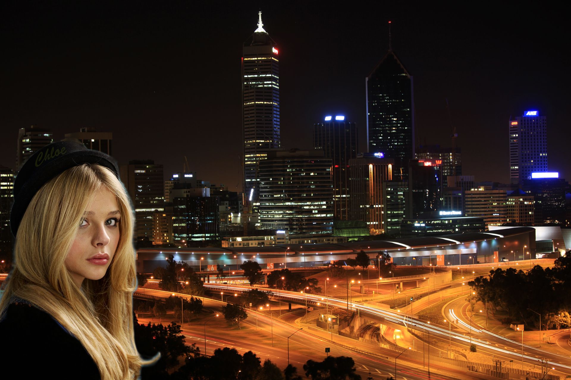 Chloe city lights