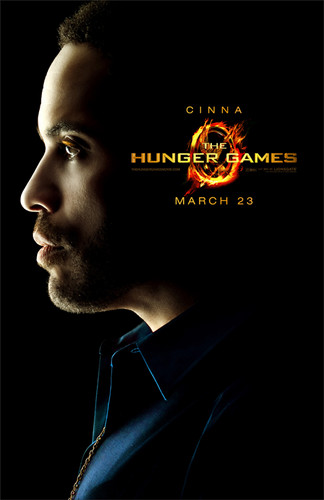 The Hunger Games Movie 바탕화면 called Cinna Poster