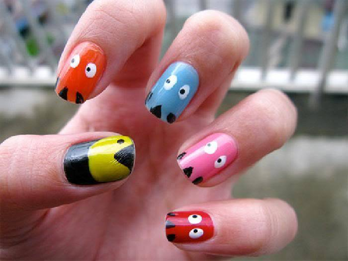 Nails, Nail Art Cool Nail Art