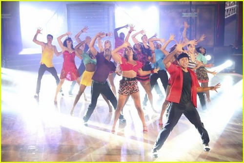 Corbin Bleu Goes Back To Broadway on 'Dancing With The Stars'