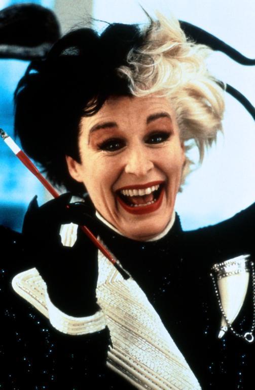 Glenn Close as Cruella De Vil images Cruella HD wallpaper ...