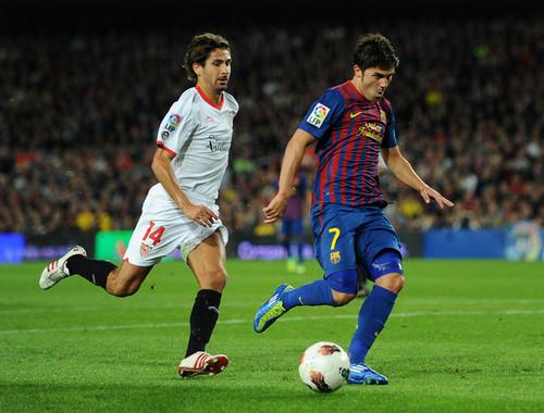D. Villa (Barcelona - Sevilla)