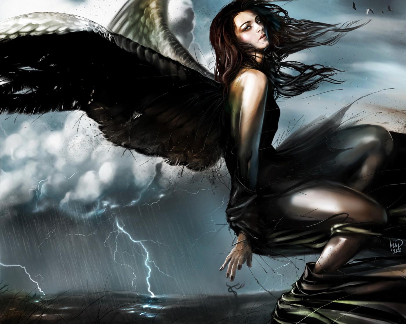 angel photoshop fantasy famale - photo #42