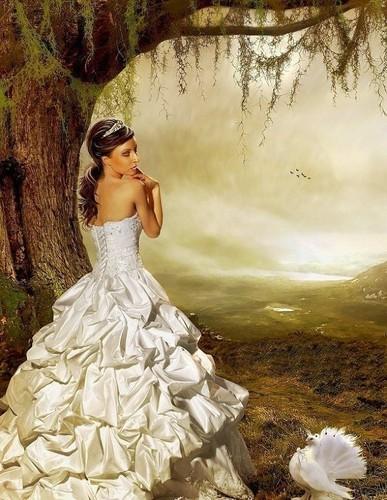 Daydreaming Princess