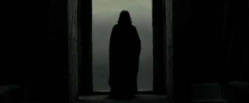 Severus Snape wallpaper titled Deathly Hallows HD