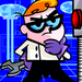 Dexter's laboratory: The thinking Dexter - dexters-laboratory icon