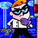 Dexter's laboratory: The thinking Dexter - dexters-laboratory icon