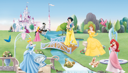 Disney Princess Magical Afternoon