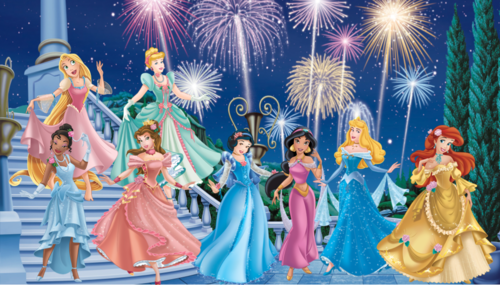 Disney Princess Magical Party