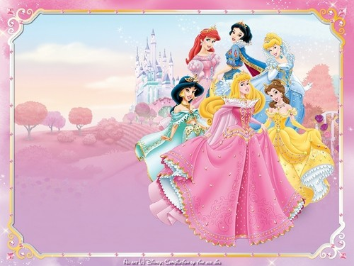 disney Princess!^^